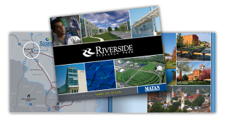 Riverside Research Park Tour Brochure